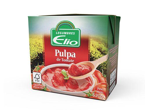 Pulpa de Tomate