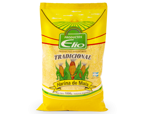 Traditional corn flour